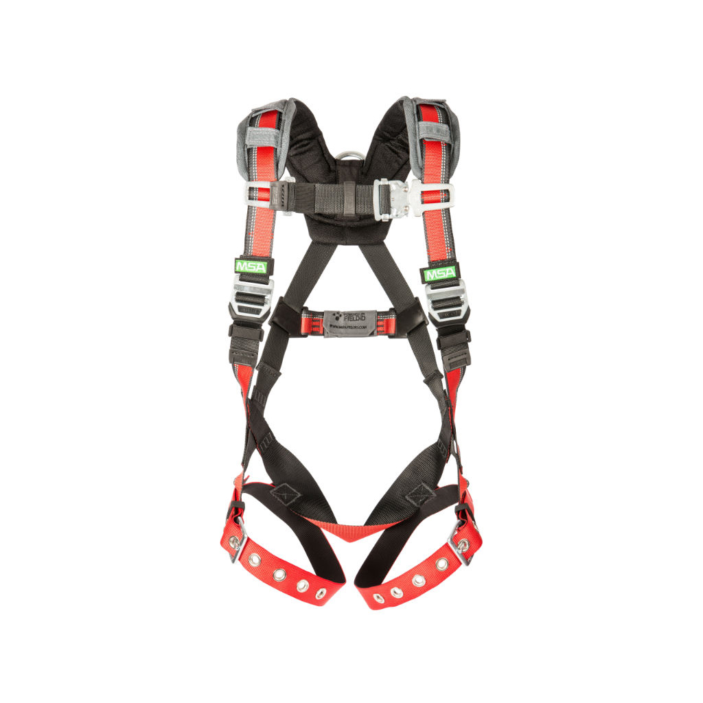 Evotech harness front