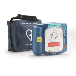 HeartStart OnSite Trainer with Case