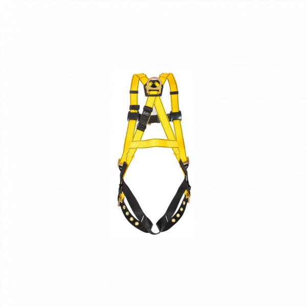 MSA Workman Harness back
