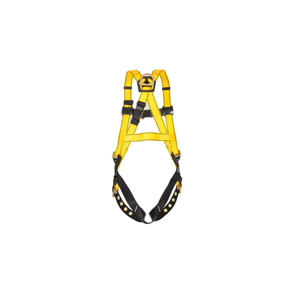 MSA Workman Harness back 1024
