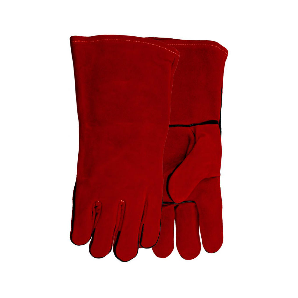Pipeliner welding gloves