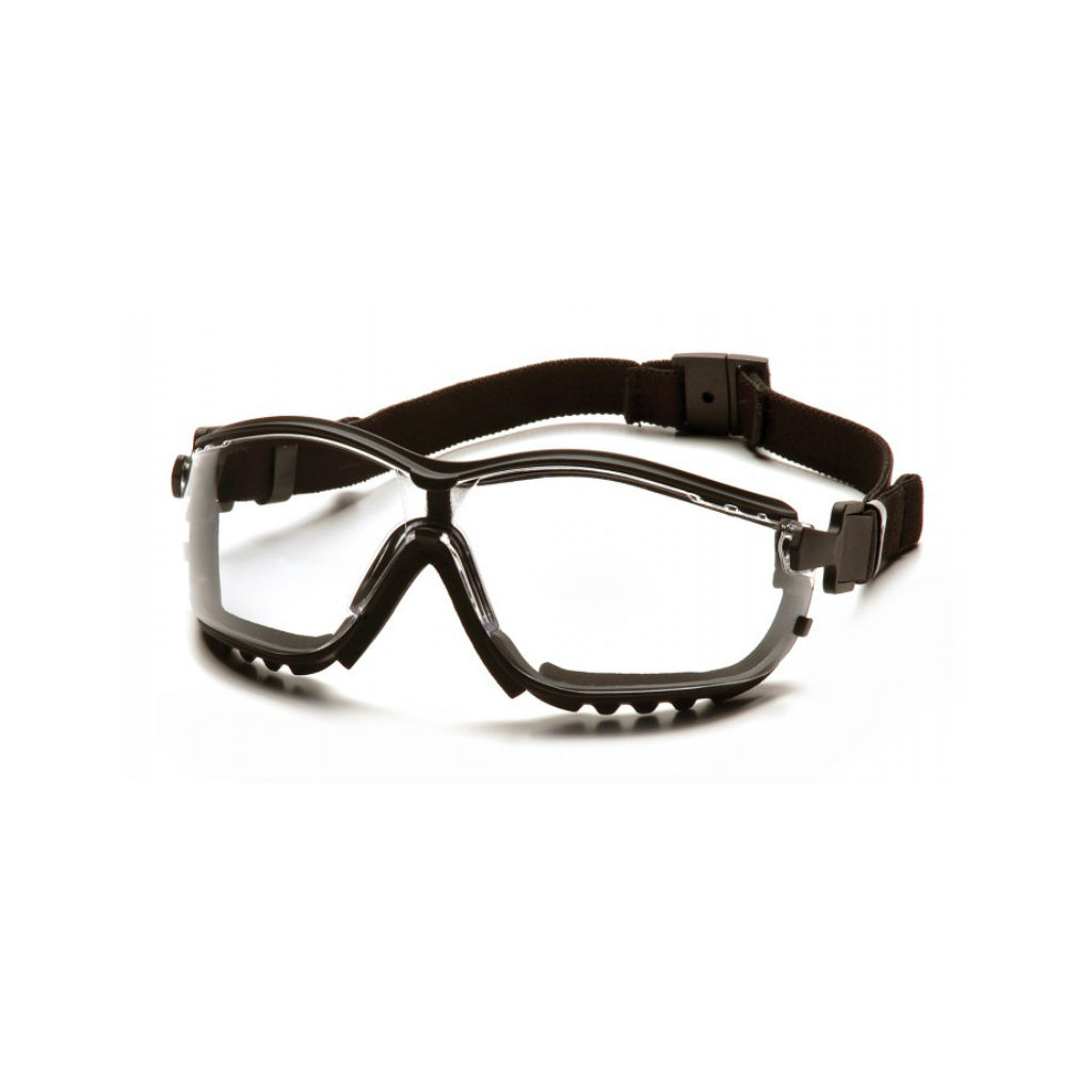PYRAMEX V2G Sealed Clear Safety Eyewear