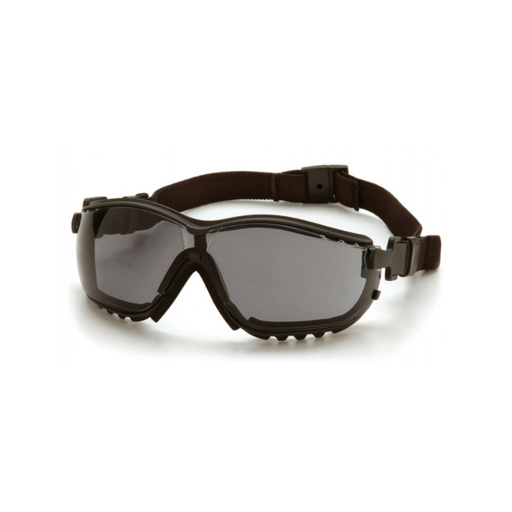 PYRAMEX V2G Sealed Tinted Safety Eyewear