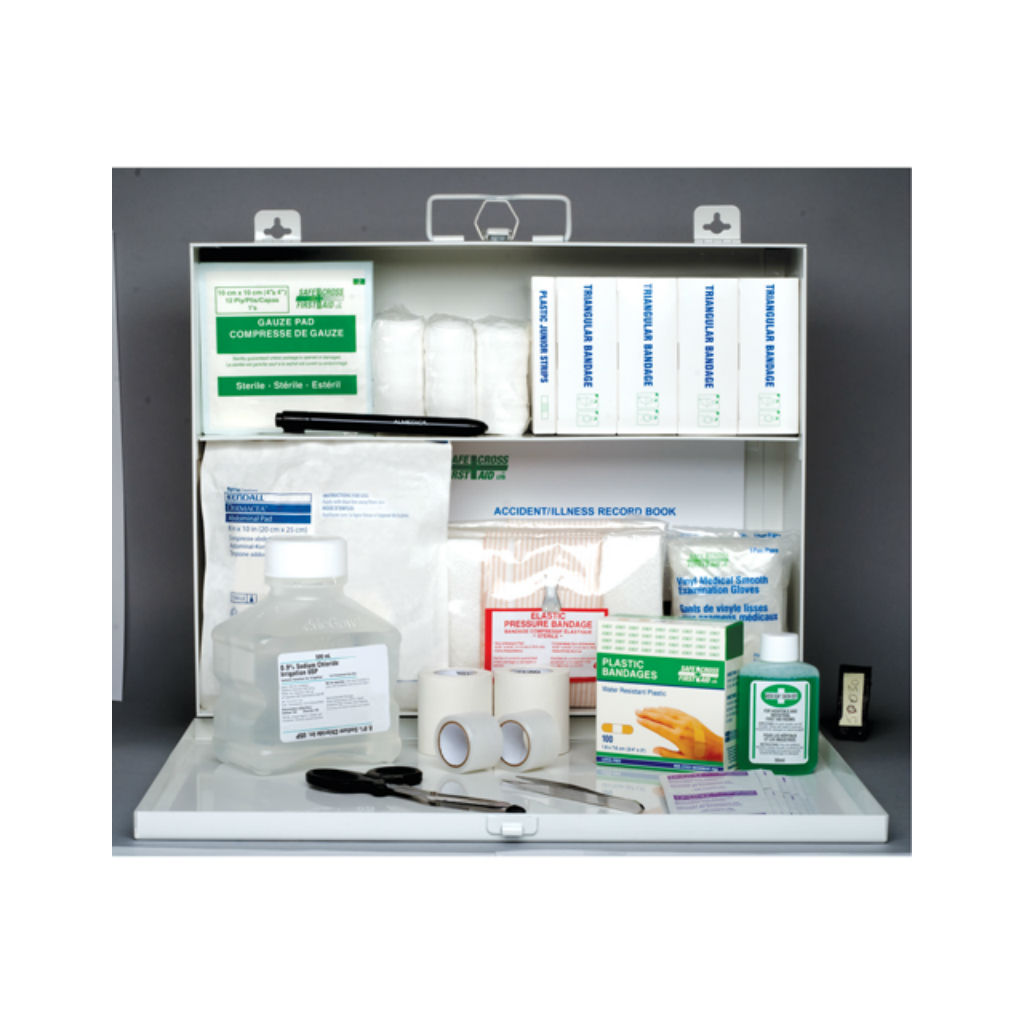 BC Regulation First Aid kit